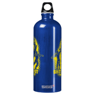 Heavy duty – shot put SIGG traveller 1.0L water bottle