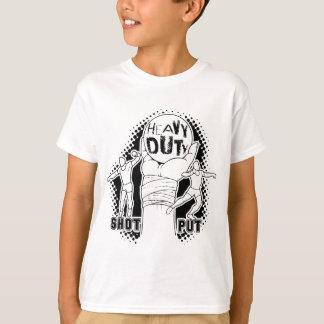 Heavy duty – shot put T-Shirt