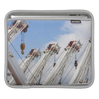 Heavy equipment iPad sleeve