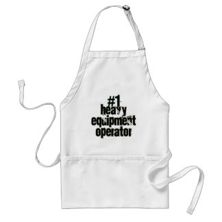 Heavy Equipment Operator Standard Apron