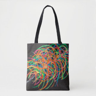 Heavy Ion Collisions double-sided tote