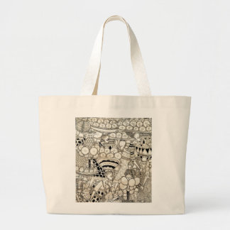 Heavy Load 2 Large Tote Bag
