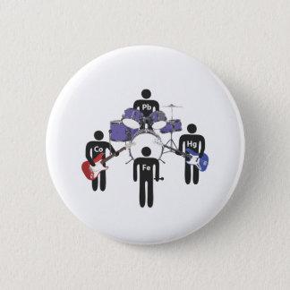 Heavy Metal 6 Cm Round Badge