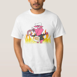 HEAVY METAL BARBECUE VALUE SHIRT