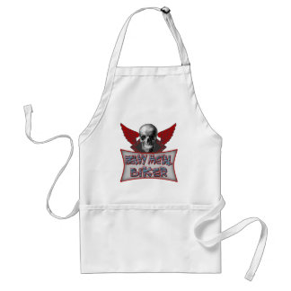 Heavy Metal Biker T-shirts and Gifts Apron