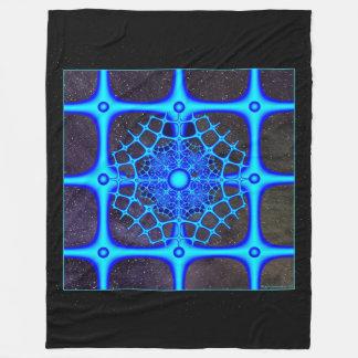 Heavy Metal Fleece Blanket