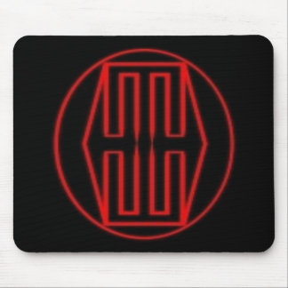 Heavy Metal Hard Wear Official Logo_01 Mouse Pad