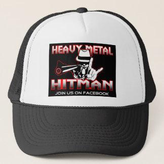 Heavy Metal Hitman Hat