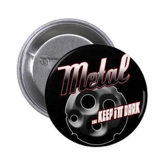 Heavy Metal music t shirt hat hoodie sticker stuff Pins