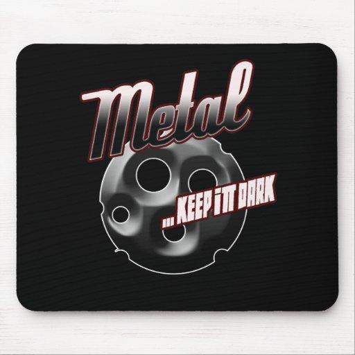 Heavy Metal music t shirt hat hoodie sticker stuff Mousepads