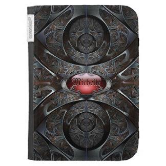 Heavy metal personalized 4 Caseable Case Kindle Keyboard Case