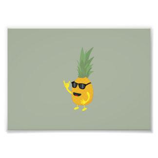 Heavy Metal Pineapple Photo