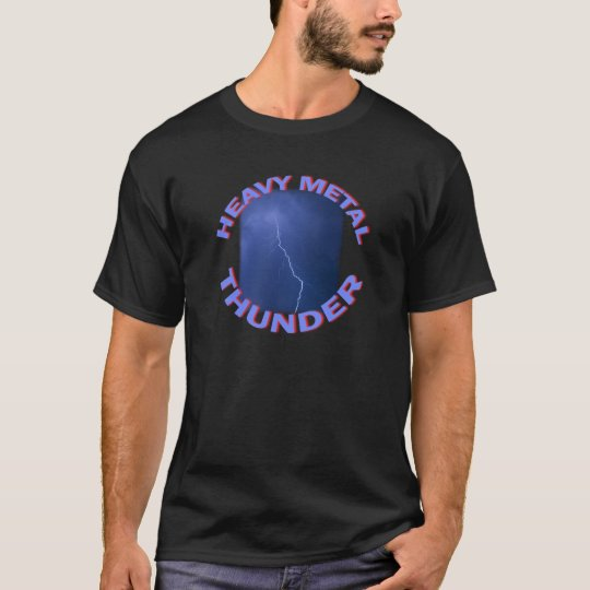 heavy metal thunder T-Shirt