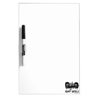 Heavy Metals Dry-Erase Board