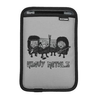 Heavy Metals iPad Mini Sleeve
