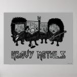 Heavy Metals Poster
