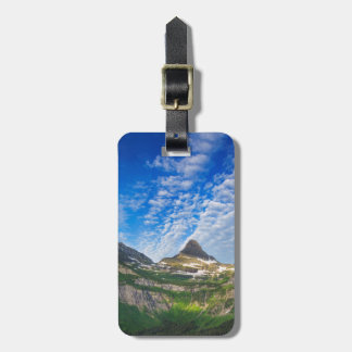 Heavy Runner And Reynolds Mountain In Morning Luggage Tag
