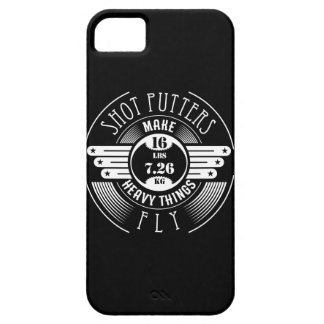heavy things that fly barely there iPhone 5 case
