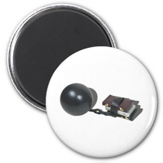 HeavyOfficeSecurity110510 6 Cm Round Magnet