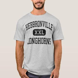 Hebbronville - Longhorns - High - Hebbronville T-Shirt