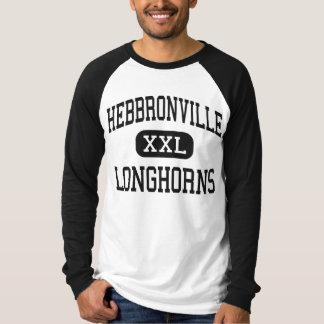 Hebbronville - Longhorns - High - Hebbronville Tee Shirt