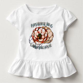 Hebreux 13 Perseverez Toddler T-Shirt