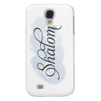 Hebrew - Shalom Samsung Galaxy S4 Covers