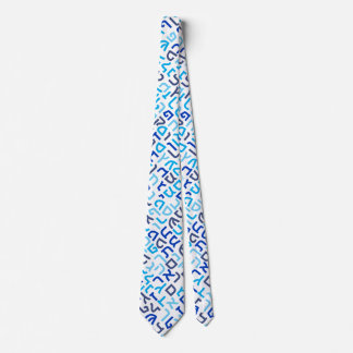 Hebrew Tie