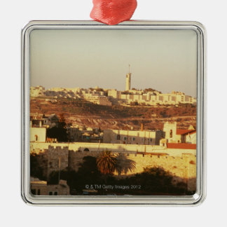 Hebrew University, Jerusalem Christmas Ornament