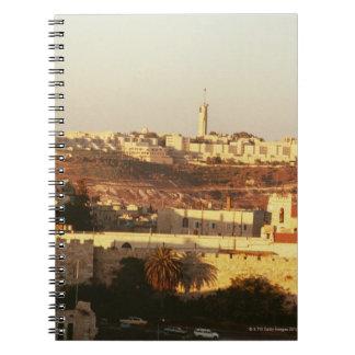 Hebrew University, Jerusalem Notebook