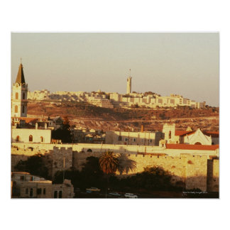 Hebrew University, Jerusalem Print