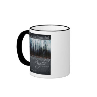 Hebrews 13:2 Angel Quote Coffee Mug