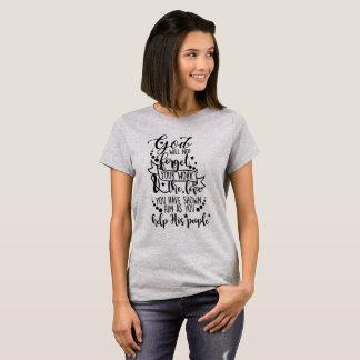 Hebrews 6:10 T-Shirt
