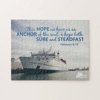 Hebrews 6:19 Puzzle