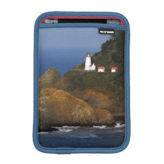 Heceta Head Lighthouse, Cape Creek, Oregon, USA iPad Mini Sleeve