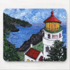 Heceta Head Lighthouse Mouse Mat