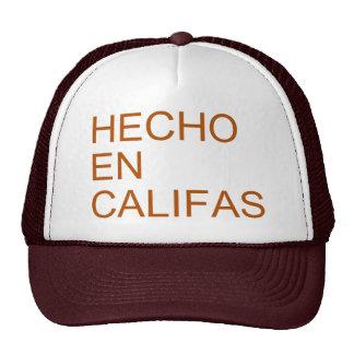 Hecho en Califas Cap