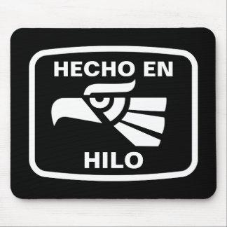 Hecho en Hilo personalizado custom personalized Mouse Pads