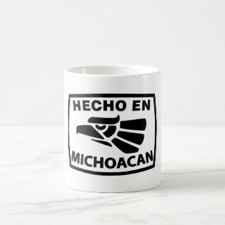 HECHO EN MICHOACAN MUG