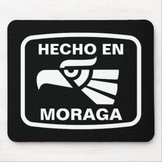 Hecho en Moraga personalizado custom personalized Mouse Pads