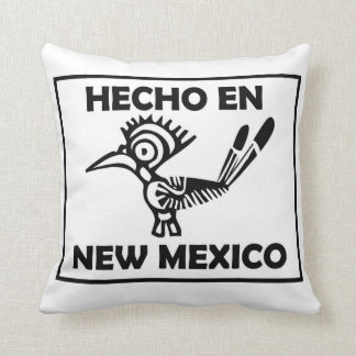 Hecho en New Mexico Made in New Mexico Cushion