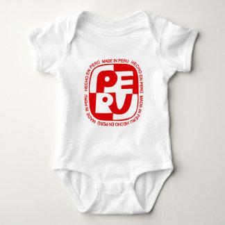 (Hecho en Peru) Logo Baby Bodysuit