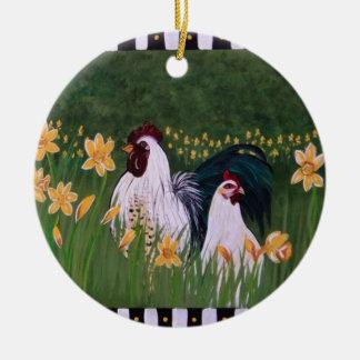Hecror & Heneritta Christmas Ornament