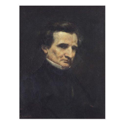 Hector Berlioz  1850 Postcard