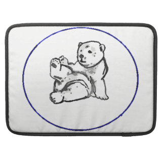 "Hector the Bear Mac Book Pro 15"" Cover"