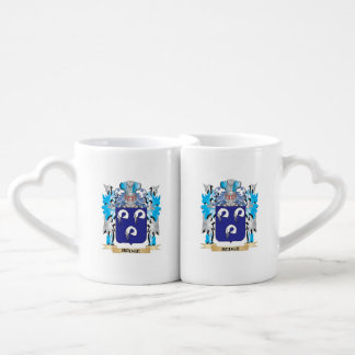 Hedge Coat of Arms - Family Crest Lovers Mug