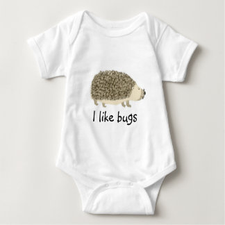 Hedge hog graphic shirt