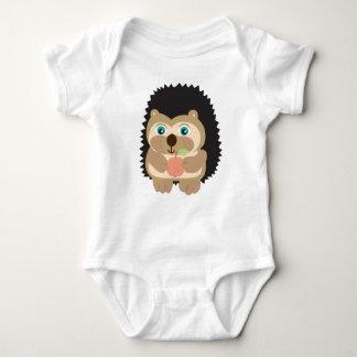 Hedgehog Baby One-zee Baby Bodysuit
