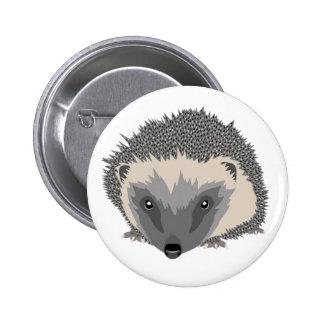 Hedgehog Badge