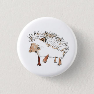Hedgehog Button